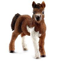 Schleich - Figurine cheval : Poulain Shetland
