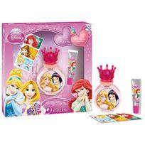 Disney Princesses - Coffret Cadeau - Eau de Toilette 30ml et Accessoires - Princesses Disney