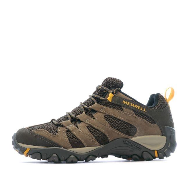 Merrell Chaussures de randonnée marron homme Alverstone