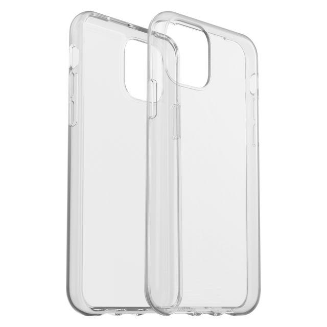 Coque de protection + Verre trempé pour iPhone 11 Pro 78 52195 Transparent