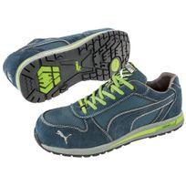 Puma - Chaussure de sécurité basse Airtwist Low 100% non métalliques S1P Src 41004ce398b4