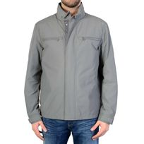 Geox - Jacket Dark Iron