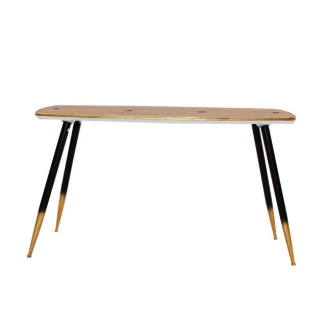 Karedesign Table basse Art Deco 80x40cm Kare Design