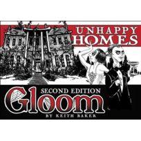 Atlas - Jeux de société - Ag1352 Gloom Second Edition: Unhappy Homes