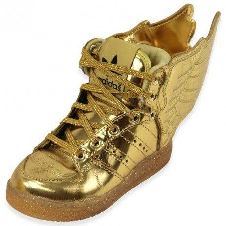sale retailer 30ad7 d992a Adidas originals - Js Wings 2.0 Gold I Dor - Chaussures Bébé Fille Adidas
