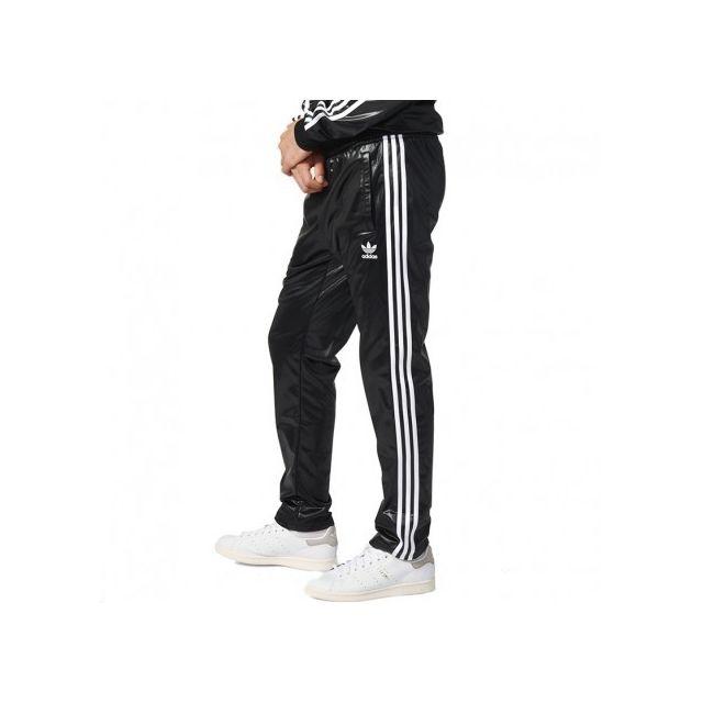 Adidas originals Pantalon Chile Cuffed Noir Brillant Homme
