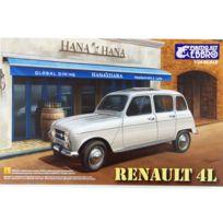 Ebbro - Maquette voiture : Renault 4L