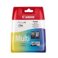 CANON - PG-540/CL-541 - Multipack Cartouche d'encre 4 couleurs