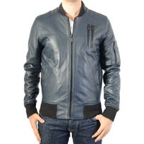 Bombers cuir homme - Achat Bombers cuir homme pas cher - Soldes ... 9eb4bded3ee4