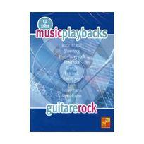 Play Music Publishing - Music Playback Guitare Rock Cd