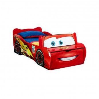 Cars Lit Enfant Disney Pas Cher Achat Vente Lit Enfant Rueducommerce