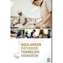 Isabelle Le Goff - devenir Compagnon tome 6 ; les métiers créateurs de goût ; boulanger, pâtissier, tonnelier, vigneron alerte