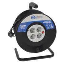 GEFOM - Enrouleur électrique de bricolage - 30 m - 500111