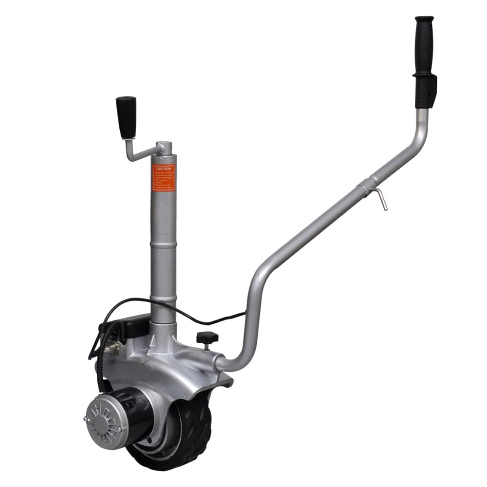 Vidaxl - Roue jockey motorisée en aluminium 12 V 350 W
