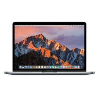 APPLE - MacBook Pro 13 Touch Bar - 256 Go - MLH12FN/A - Gris sidéral