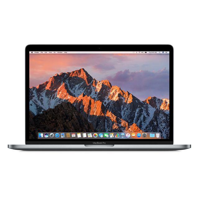 APPLE - MacBook Pro 13 - 128 Go - MPXQ2FN/A - Gris Sidéral