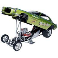 Auto World - Aw1121 - VÉHICULE Miniature - ModÈLE À L'ÉCHELLE - Chevrolet Camaro Funny Car - Fighting Irish 1971 - Echelle 1/18