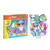 Orb Factory - Mosaïque aux numéros : Sticky Mosaics : Tableaux d'animaux