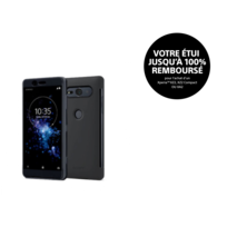 SONY - Style Cover Touch SCTH40 Xperia XZ2 Compact - Noir