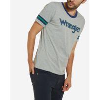T-Shirt Inslogot - Gris