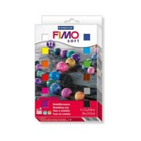 Fimo - Coffret Soft 12 x 1/2 pains