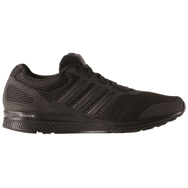 Adidas Mana Bounce Chaussures course à pied Homme noir