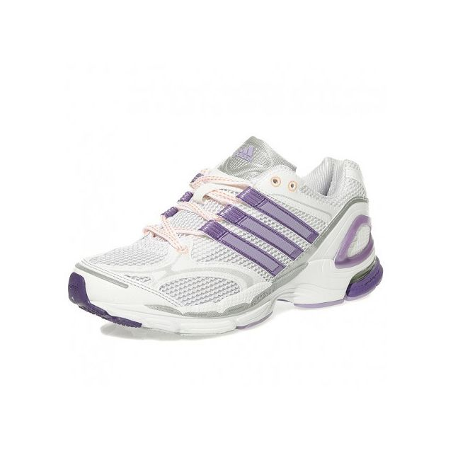 best sneakers a52a8 0e5c0 Adidas originals - Chaussures Supernova Sequence 4 Blanc Running Femme  Adidas - pas cher Achat   Vente Chaussures running - RueDuCommerce