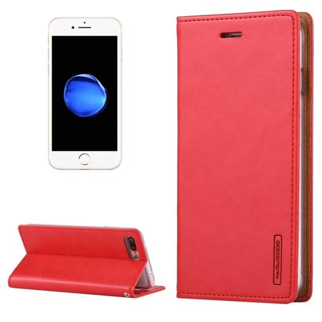 coque cuir bleu iphone 8 plus