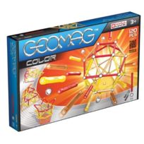 Geomag - 255 - Jeu De Construction - Color 120 PiÈCES
