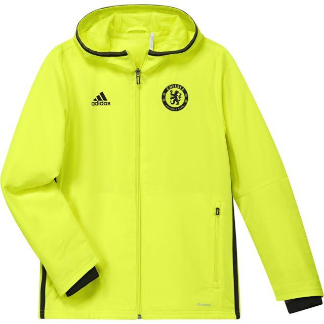 Capuche Fc Veste Adidas Replica Presen Chelsea Performance À US8wqwt4
