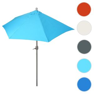 mendler parasol parla h micycle parasol de balcon uv. Black Bedroom Furniture Sets. Home Design Ideas