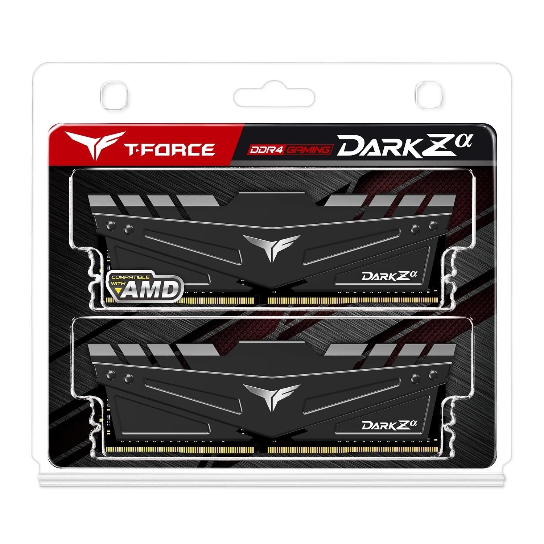Dark Zα - 2 x 8 Go - DDR4 3200 MHz - Noir