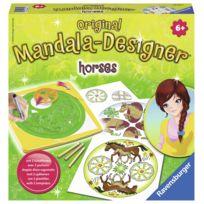 RAVENSBURGER - Mandala Designer Horses - 29742