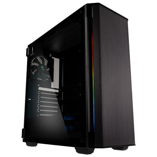 Refine - ATX - RGB - Noir - Avec fenêtre