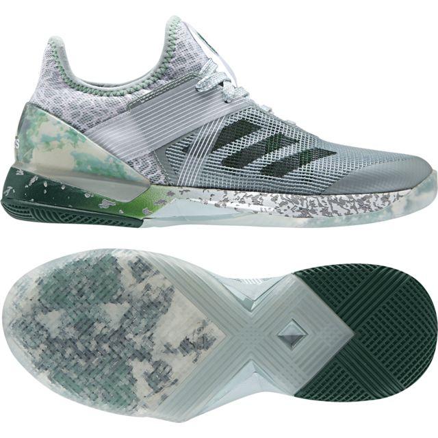 faae8ae01 Adidas - Chaussures Adizero ubersonic 3 w Jade vert pâle vert vert ...