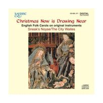 Saydisc - Christmas Now is Drawing Near