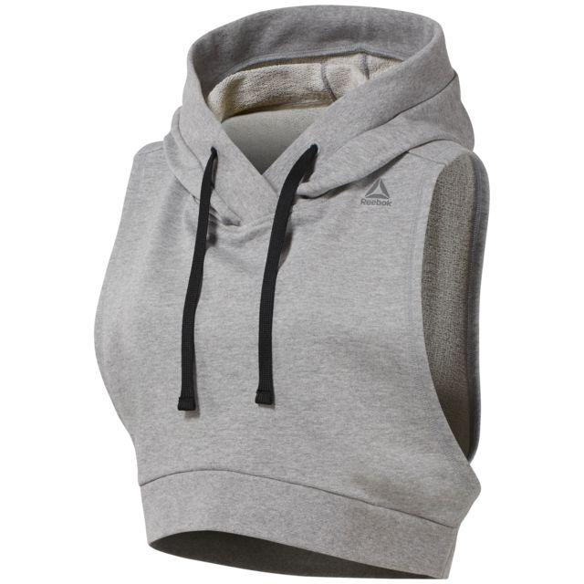 Sweatshirt Femme Legacy Sans Manche Combat À Capuche 6YybvIgf7m