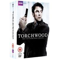 2entertain - Torchwood - Series 1-4 Box Set IMPORT Anglais, IMPORT Coffret De 18 Dvd - Edition simple