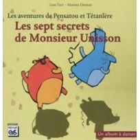 Eps - Les 7 secrets de m. unisson album+livret
