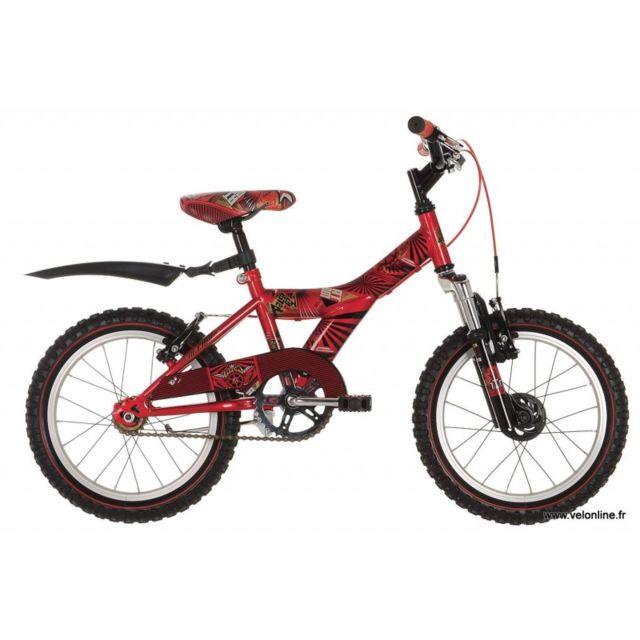Abrar - Vélo garçon Atom 16 pouces - pas cher Achat   Vente Vélo ... f57074e5c377