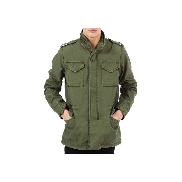 Alpha Industrie Parka vintage M 65 Alpha Industries pas