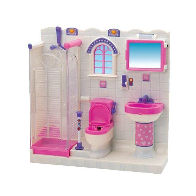 Miniature de maison de poupée