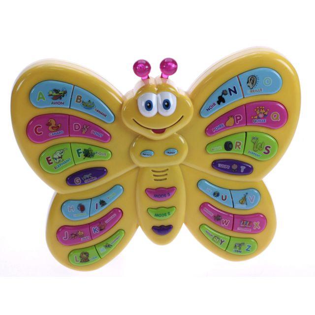 Imagin Papillon Alphabet
