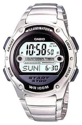 1a Quartz Homme Digitale Alarme Casio Montre W756d 1TKlFJc