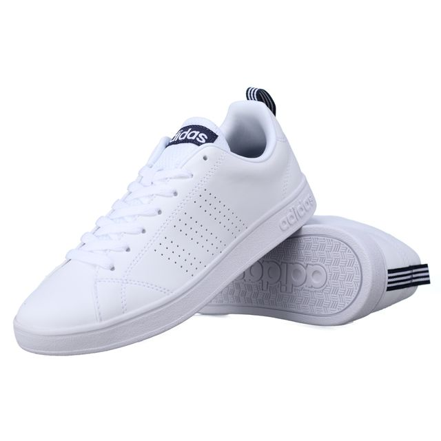 Adidas Basket Advantage Clean Vs F99252 Blanc pas cher