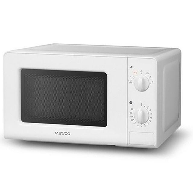 DAEWOO micro-ondes 20l 700w blanc - kor-6lm07