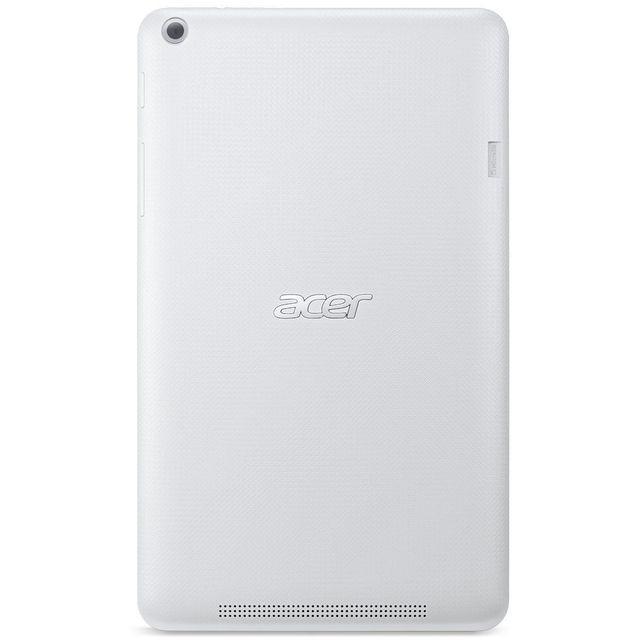 ACER - Tablette Internet - Intel Atom Z3735G 1 Go eMMC 16 Go 8'' LED IPS Tactile Wi-Fi N/Bluetooth Webcam Android 5.0