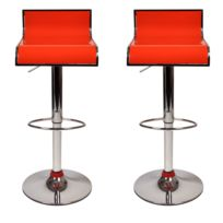 Miliboo - Tabouret de bar / cuisine Waves
