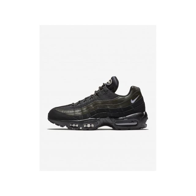 really cheap thoughts on the best attitude Air Max 95 Essential - 749766-034 - Age - Adulte, Couleur - Noir, Genre -  Homme, Taille - 40,5