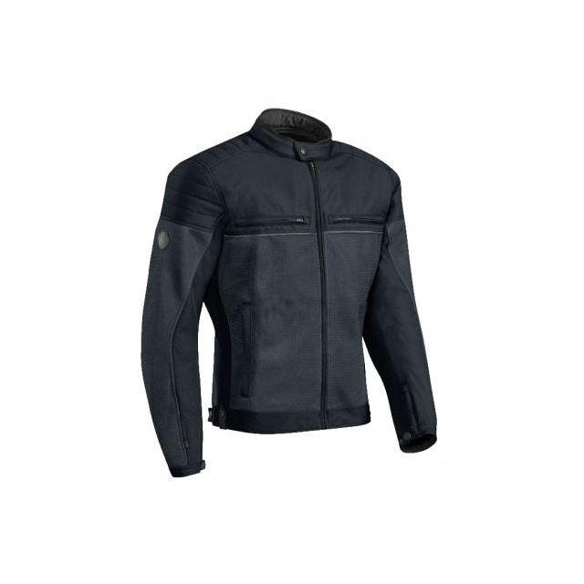 Noir Taille L Bering Blouson moto WINGO